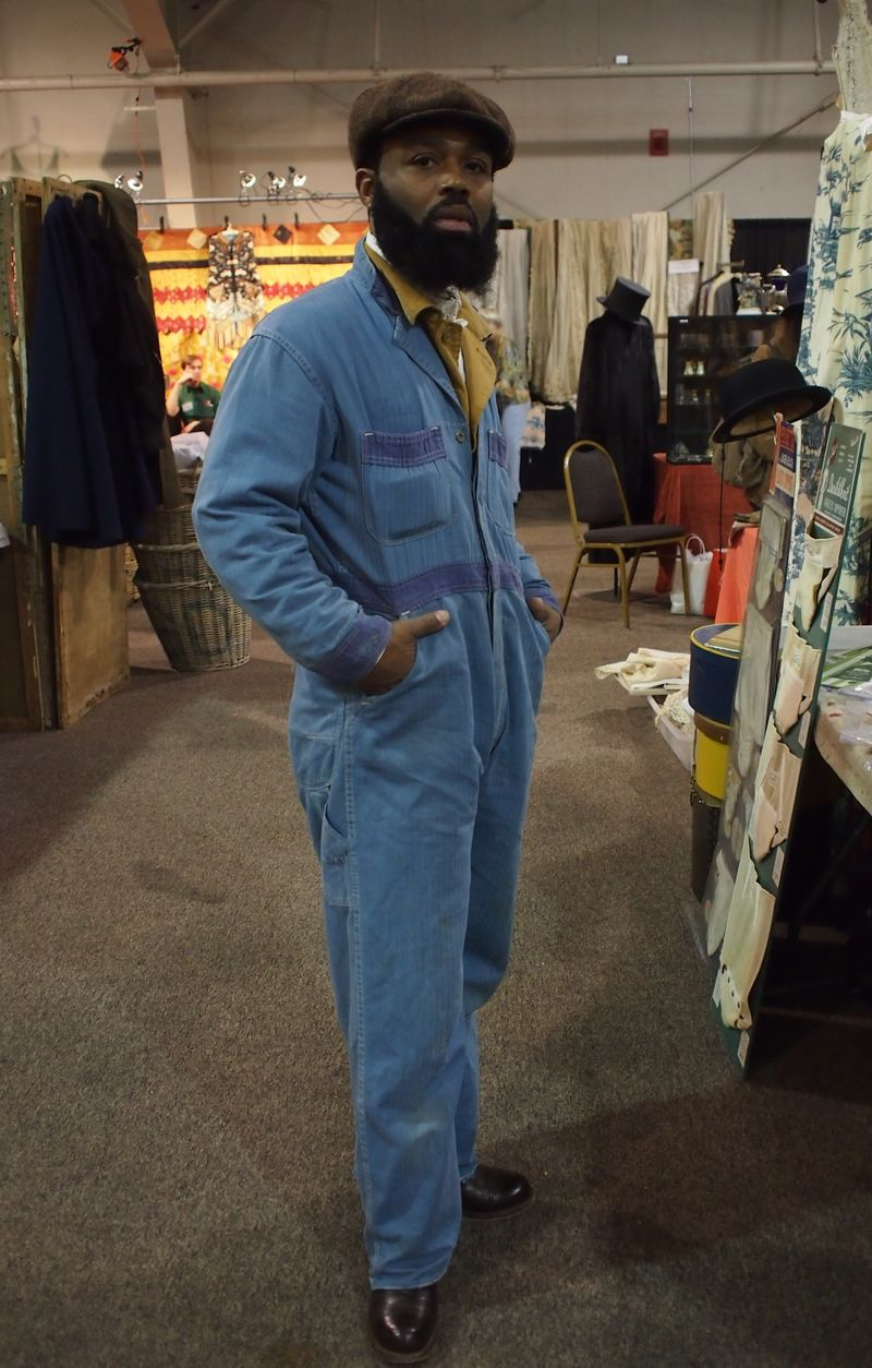 Coveralls That S One Dope Ass Canadian Tuxedo